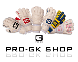 PRO-GK Goalkeeper Glove Shop
