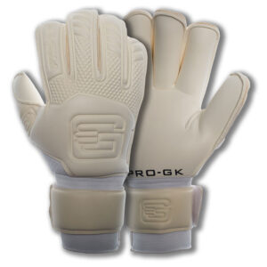 PRO-GK Revolution White Out 5.0 goalkeeper gloves